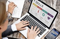 mPowerO platform for Skill Development using eLearning Solution